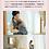 Thumbnail: エプロンタオル ペット用 ドライヤー 乾燥 犬 猫 ペット用品 ペットグッズ お手入れ シャンプー お風呂 時短 楽々