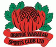Orange Waratah Sports Club are Proud Sponsors of Orange Waratah Junior Football Club