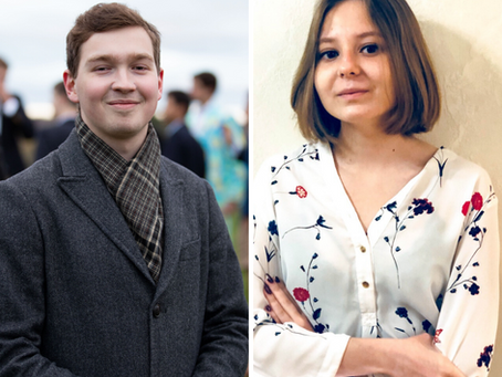 Two Interns Join the Manoff Foundation Team for Spring/Summer 2020