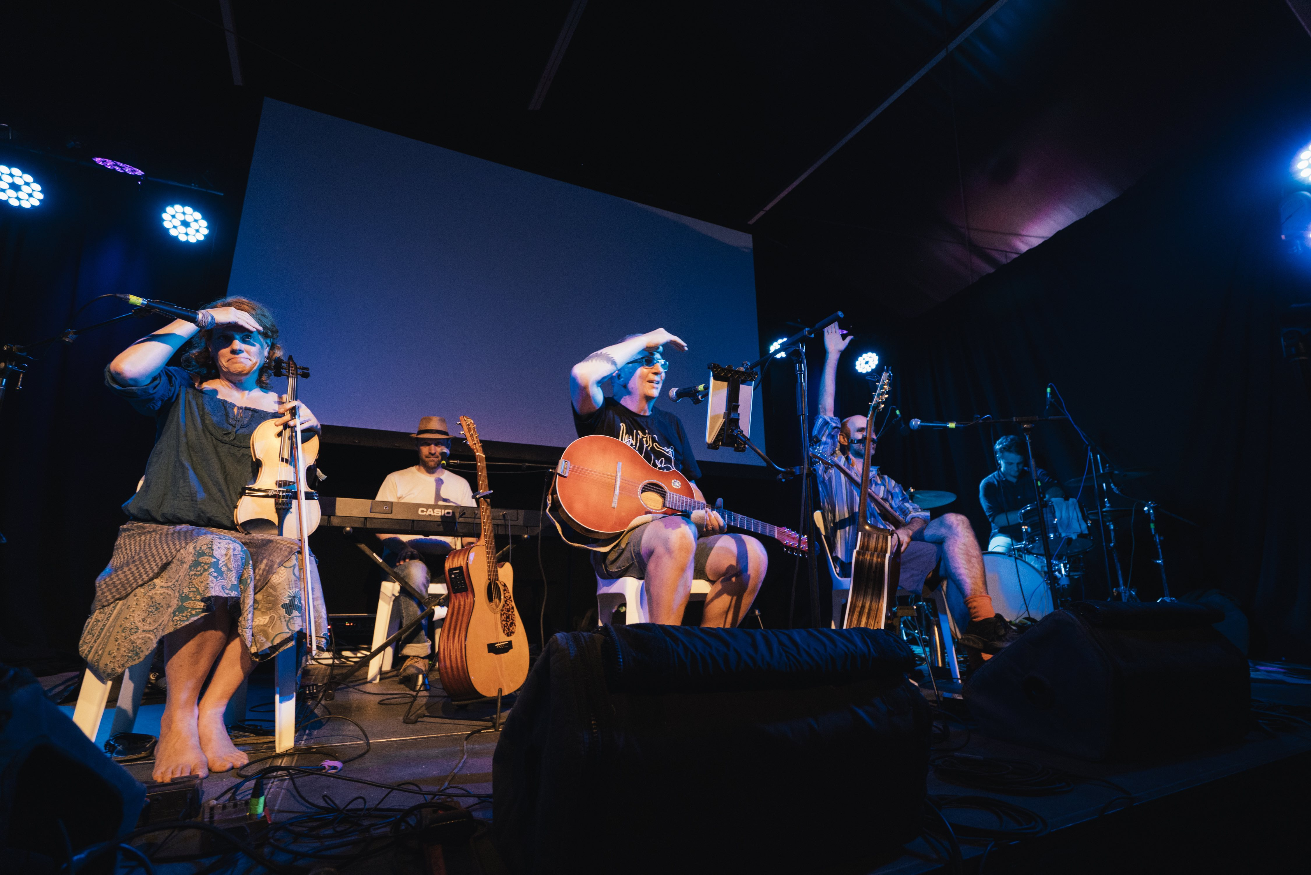 Woodfork Folk Festival