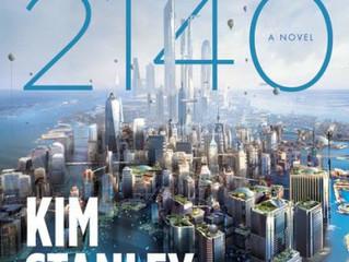 New York 2140 - the ocean has arrived