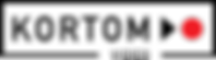 Kortom Video logo black.png