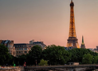 Bonjour Paris! Bonjour BIJORHCA!
