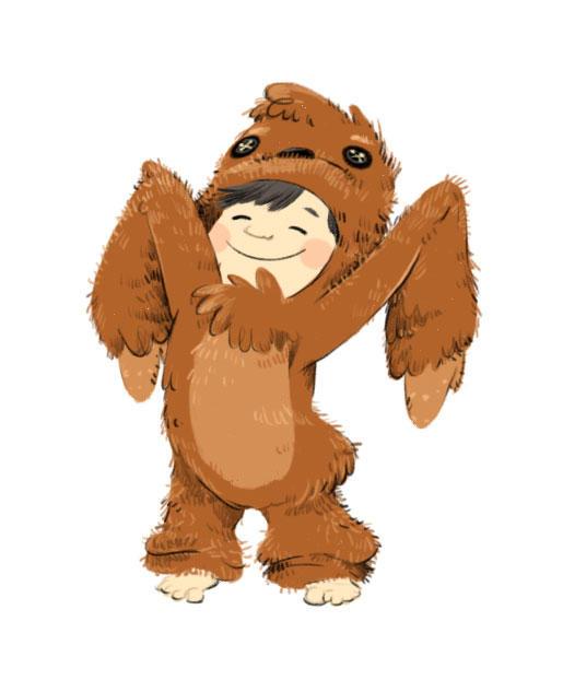 B - Bigfoot (American)