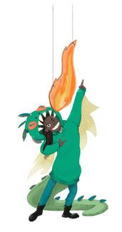 D - Dragon (Many Cultures)