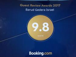 Booking ratings