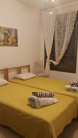 Additional bedroom on second floor