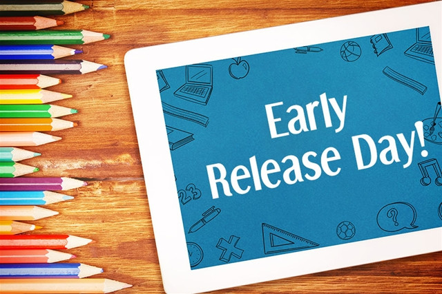 EARLY RELEASE TOMORROW!