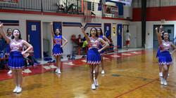 2016 SCA Cheerleaders