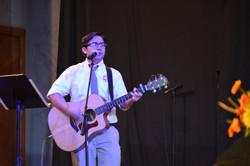 Matthew Olivares SCA Chapel Band