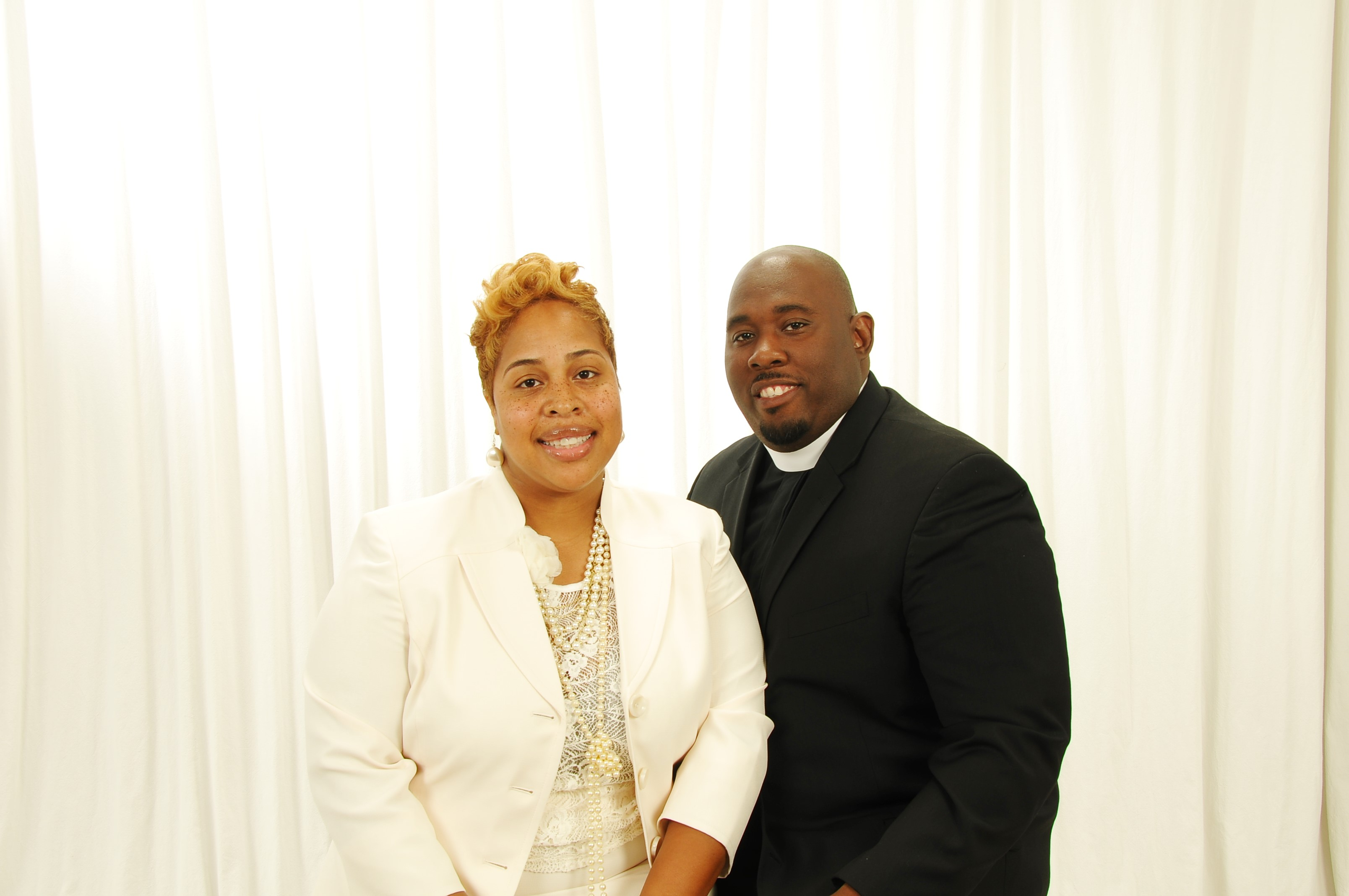 Pastor and Evangelist Nickerson