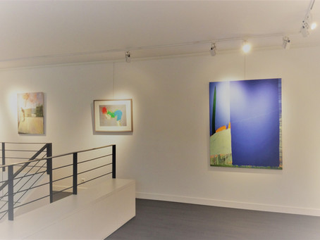 Exposition collective galerie Mondapart - Art is all you need III