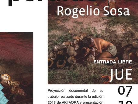 Rogelio Sosa - 'Paradiso Perdido'