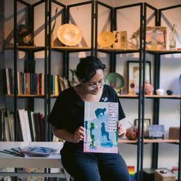 Ana Gabriela Garcia - Terremoto - Mira quien habla