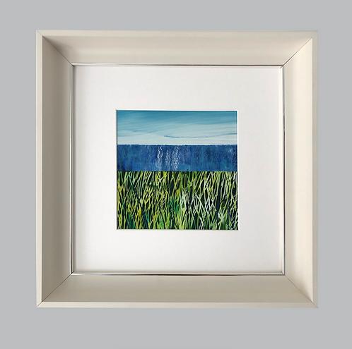 Framed Original Acrylic Painting