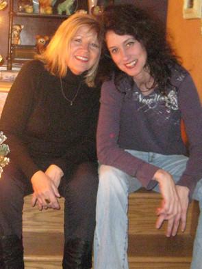 Donna & Jackie