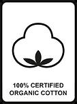 100% Certified Organic Cotton.png