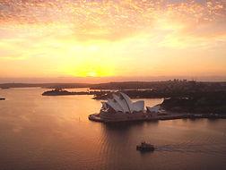 BridgeClimb Dawn Climb Sydney Opera Hous