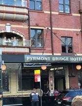 Pyrmont Bridge Hotel