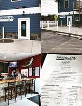 Smugglers Cafe at Hosmer's Marina