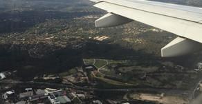 Flight to Sydney
