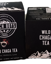 Birch Boys: Chaga Tea