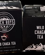 Birch Boys: Chaga Tea