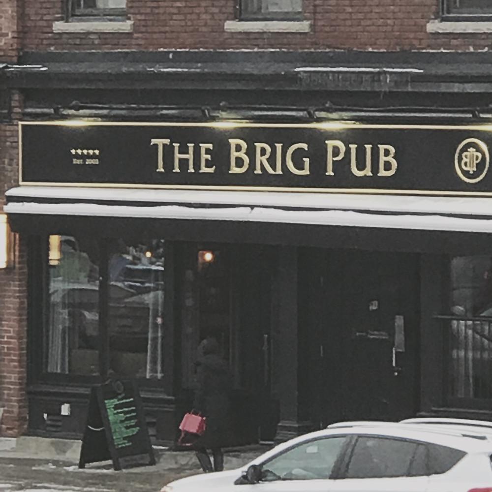 The Brig Pub Ottawa