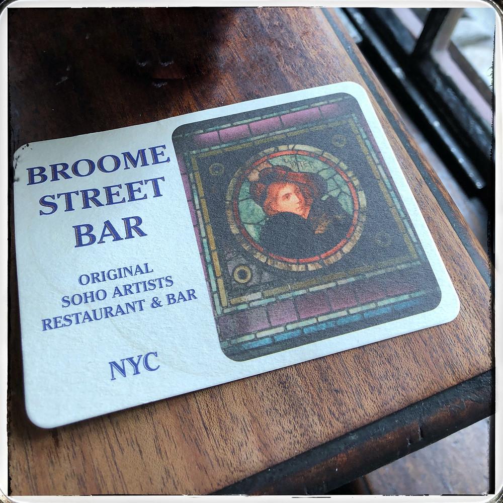 Broome St NYC SoHo