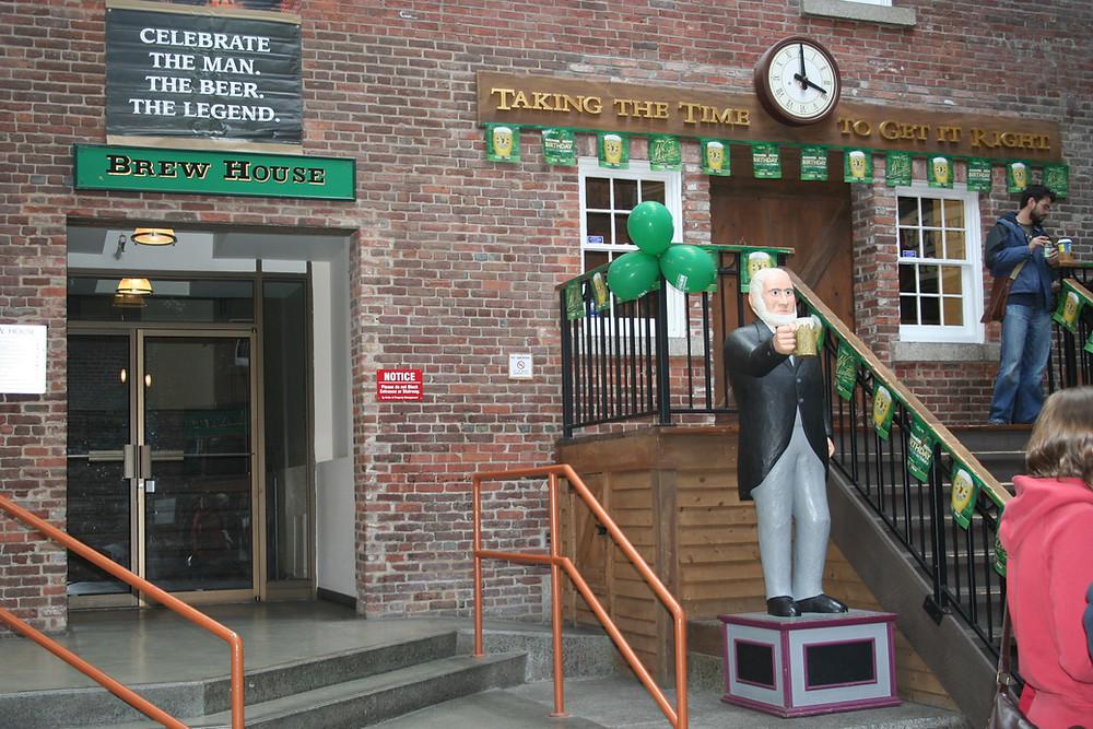 Alexander Keith Brewery