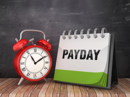 Are you up-to-date with your Payroll?