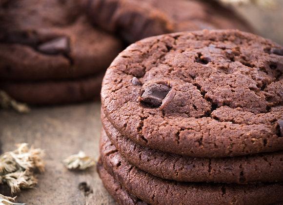 Mix cookies chocolat