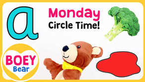 DAILY Preschool Circle Time Online - on Youtube!