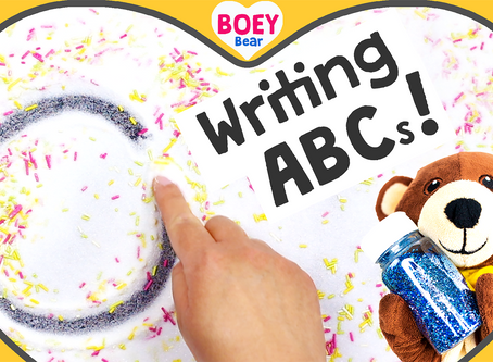 Writing with Sugar & Sprinkles!