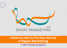 Celebrate with Us The New Identity of Rayat Marketing