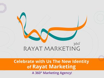 Celebrate with Us The New Identity of Rayat Marketing