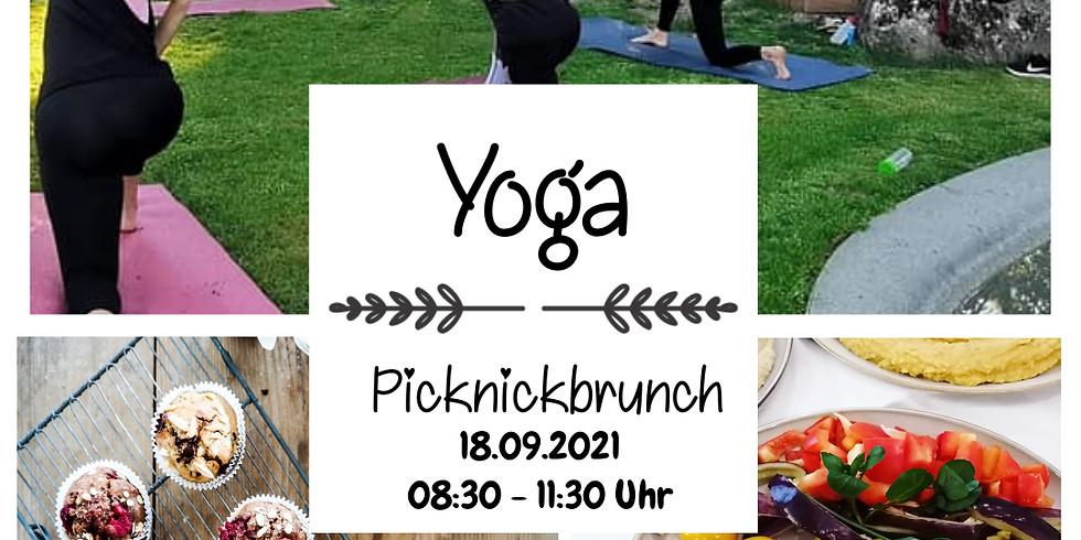 Yoga Picknickbrunch