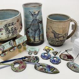 Clara Lanyi Ceramics