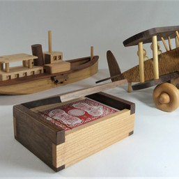 Guild of Oregon Woodworkers- Toy Build