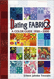 Dating Fabrics 2 a Color Guide 1950-2000