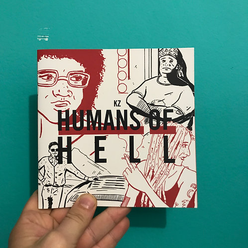 Humans of Hell (zine)