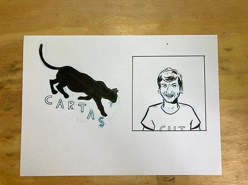 Liget 03 - Gato & Autoretrato