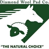 Diamond Wool Saddle Pads