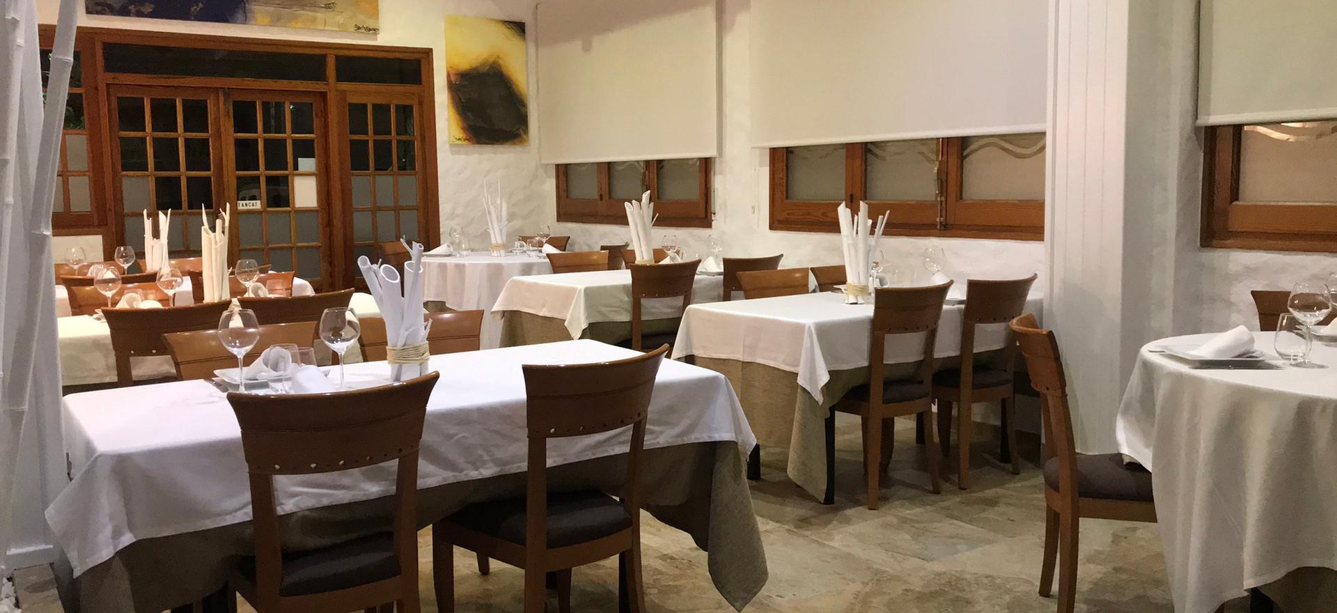 Restaurante en Rosas