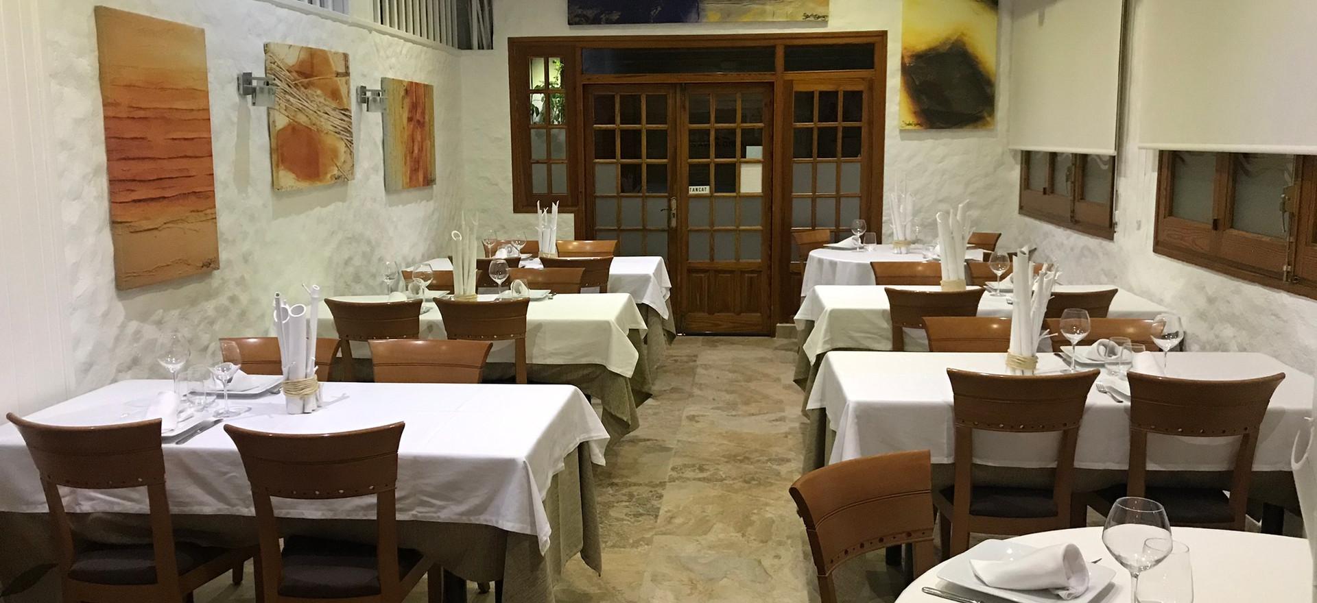 Restaurant La Barretina de Roses