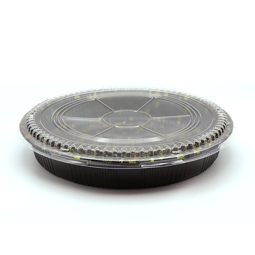 PARTY ROUND TRAY 64