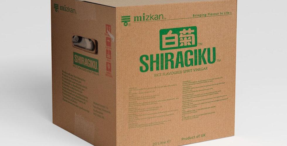Shiragiku Vinegar 20L/CS
