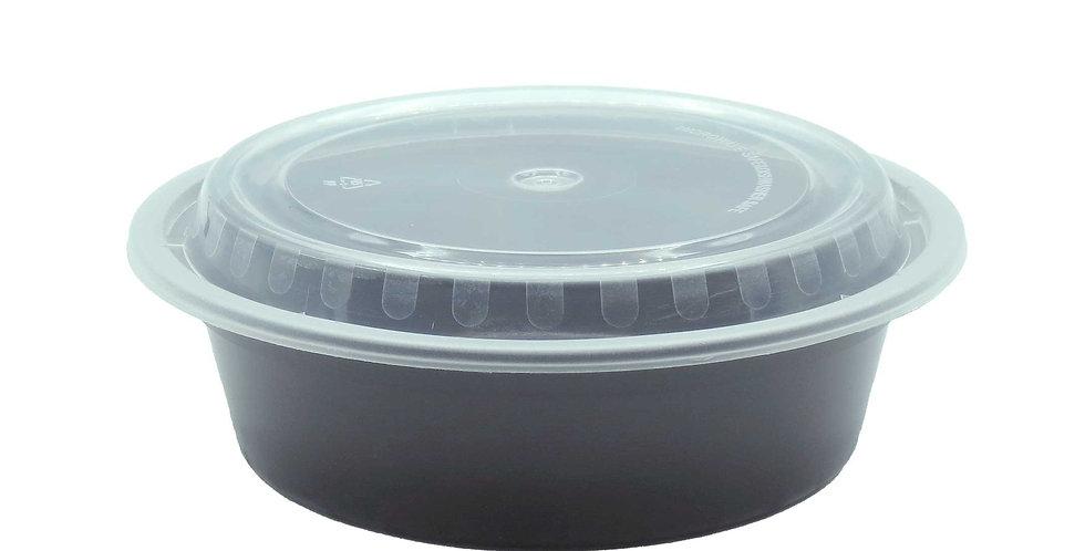 32 OZ. Round Container 629 150Sets/CS