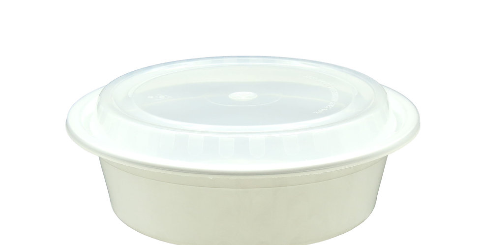 16oz. Round Container 629 150Sets/CS