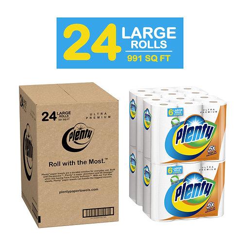 Plenty Paper Towel 52PC x 15RL